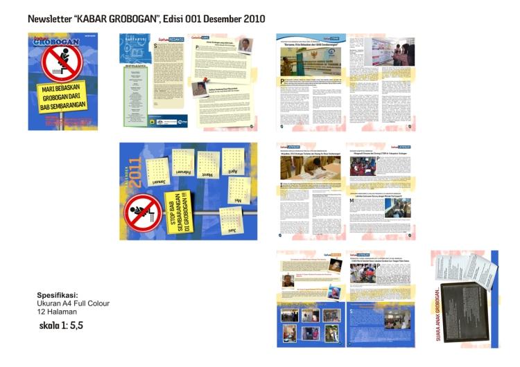 """""""Kabar Grobogan"""" Edisi Perdana, Des 2010"""
